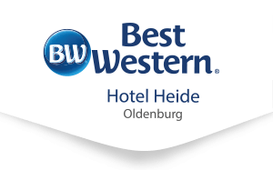 Best Western Hotel Heide Oldenburg Logo
